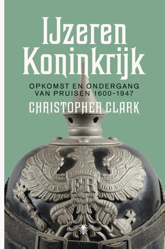 ijzeren koninkrijk Christopher Clarke